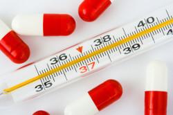 Не спадающая температура тела при астматическом бронхите