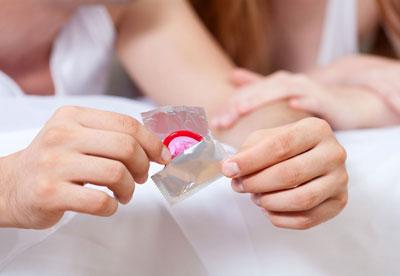 Презерватив для безопасного секса