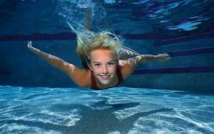 Бассейн для лечебного плавания