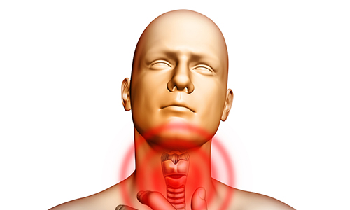 Боль в горле при трахеите и бронхите