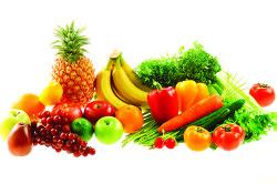 Фрукты и овощи для укрепления организма