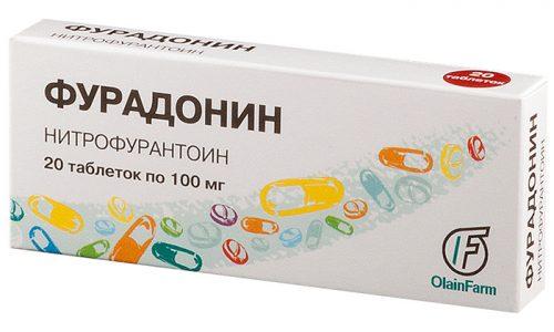 Фурадонин не является антибиотиком, но при терапии инфекций мочевыводящих путей оказывается эффективным средством