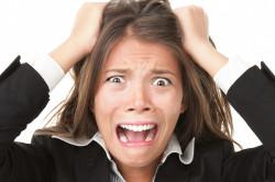 Стрессовые ситуации - одна из причин бронхита