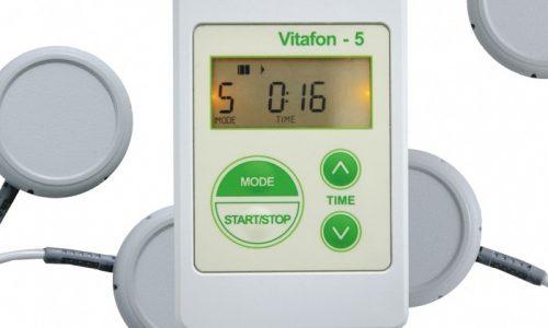 Витафон 5 -инновационное устройство последнего поколения. Максимальная функциональность обусловлена возможностью подключить вспомогательные модули