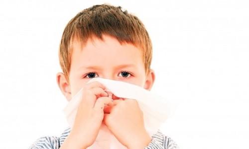 Проблема аллергического бронхита у детей