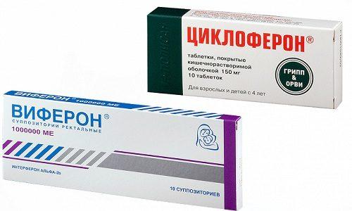 Циклоферон повышает результативность применения антибиотиков