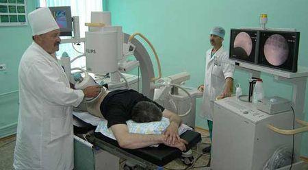 операция в отделе мочеточников и почек