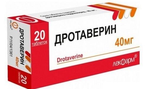 При обострении панкреатита можно принимать препарат Дротаверин