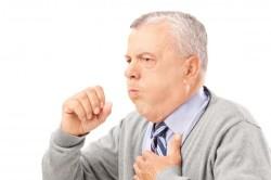 Продуктивный кашель при бронхите