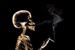 Курение - причина развития бронхита
