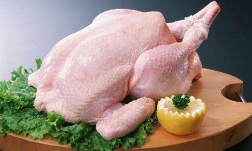 Подойдет для употребления при заболевании курица без кожи