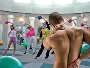 Лечебная физкультура при остеохондрозе