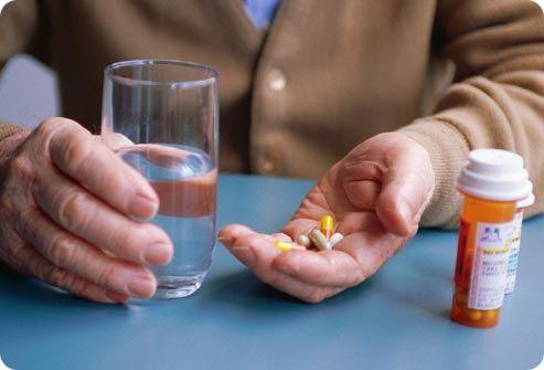 медикаментозное лечение аденомы