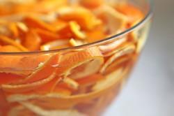 Отвар из мандариновой кожуры