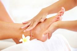 Польза массажа ног при обструктивном бронхите
