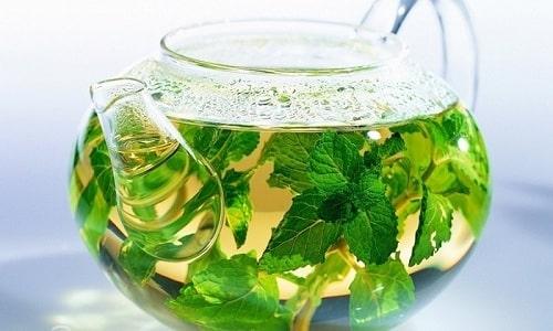 Улучшить состояние при обострении панкреатита поможет мятный чай