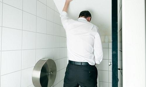 Только 0,5% всего мужского населения страдает от цистита
