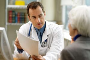Наблюдение у врача