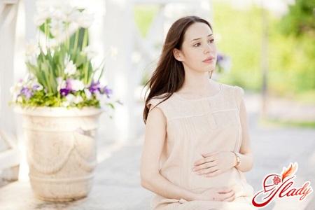 определение беременности на ранних сроках