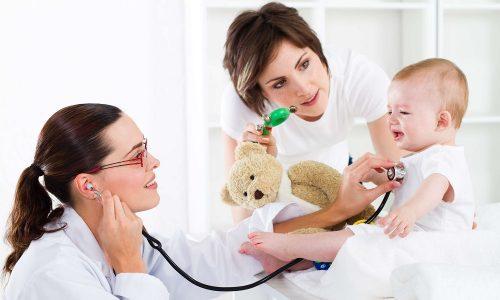 При возникновении симптомов цистита у малышей до 1 года требуется проведение терапии в стационаре