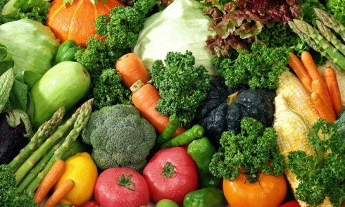 Овощи полезнее есть в термически обработанном виде
