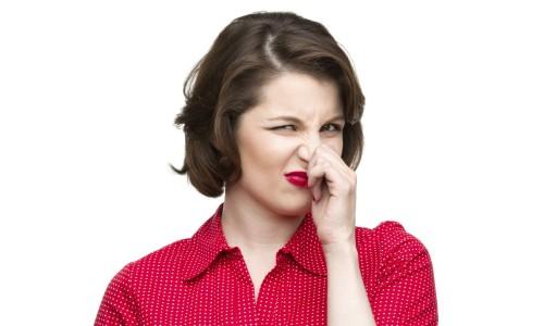 Проблема плохого запаха