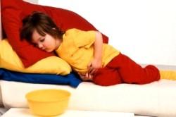 Проблема рвоты при бронхите у ребенка