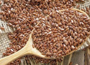 Как принимать семена льна при панкреатите?