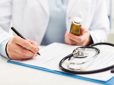 Назначение препаратов для лечения