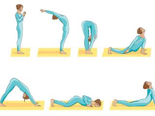 комплекс упражнений при лечении сколиоза
