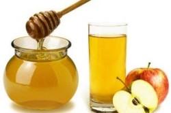 Натуральный сок с медом при бронхите
