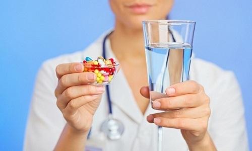 Таблетки для лечения цистита назначают после улучшения состояния пациента