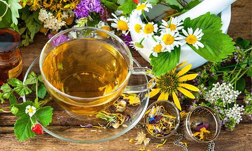 Регулярный прием травяных чаев помогает устранить воспалительный процесс и снять неприятные симптомы цистита