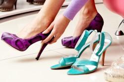 Выбор правильной обуви