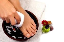 Польза гигиены ног