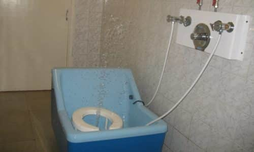 Восходящий, или промежностный, душ входит в число методов профилактики и лечения некоторых заболеваний органов малого таза