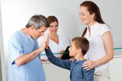 Консультация врача при остром бронхите