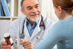 Назначение лечения врачем