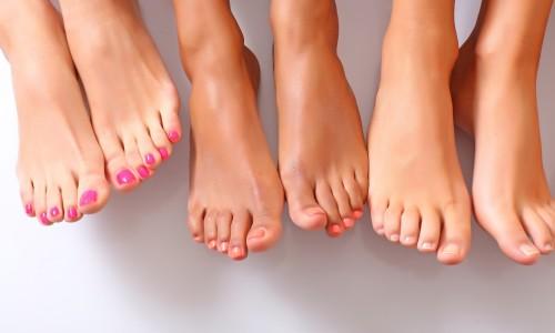 Проблема запаха от ног