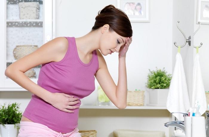 Рвота зеленого цвета при беременности
